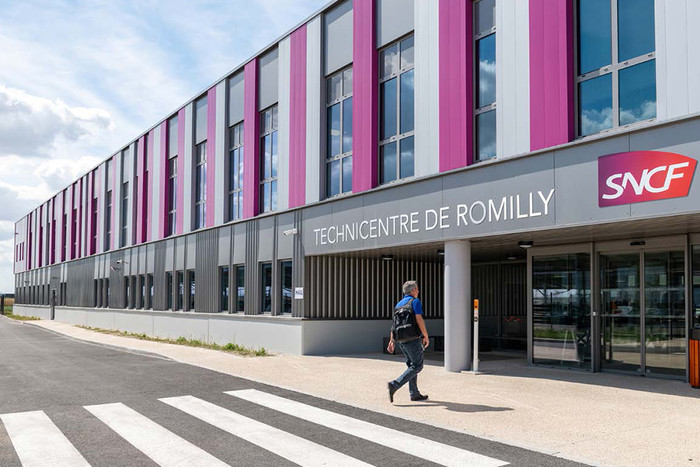 Technicentre Romilly