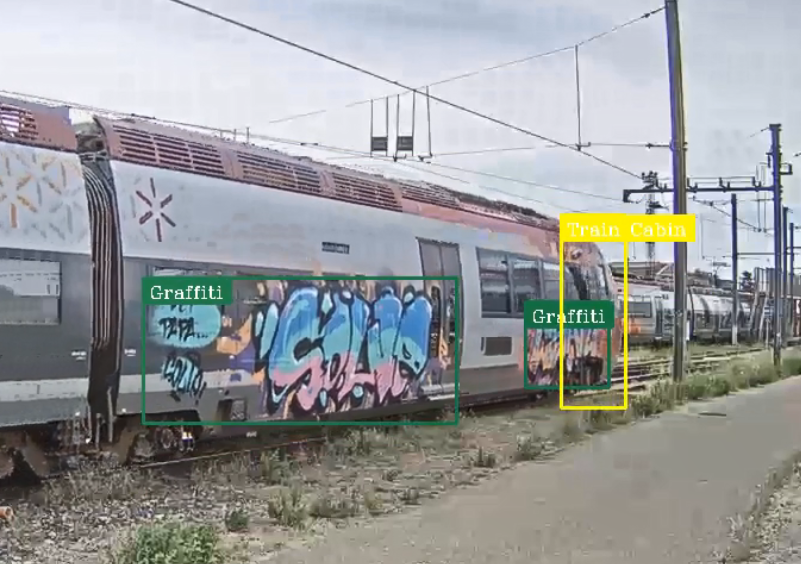 graffiti train ter