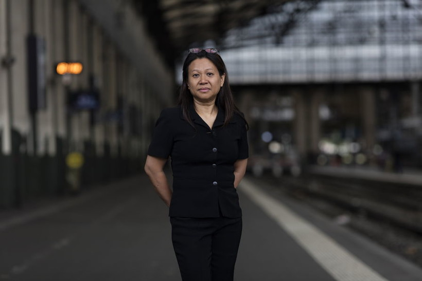 justine ly sncf